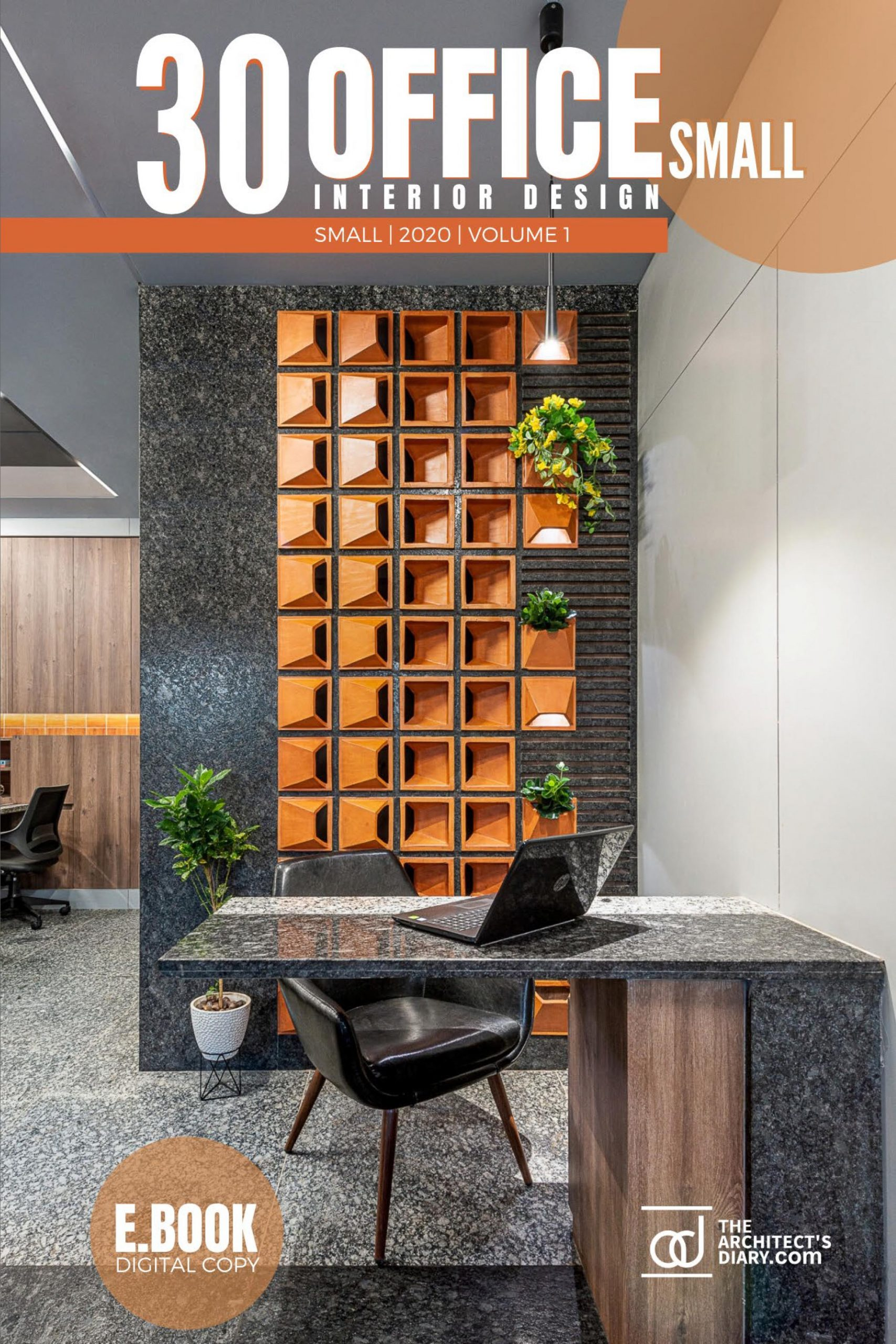 30 Small Offices Interior design