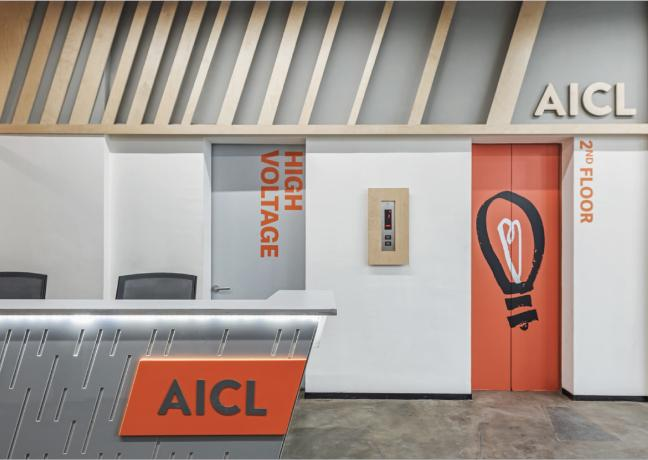Our AICL Mumbai Workplace featured in India's Top 10 Spaces – Trends Magazine