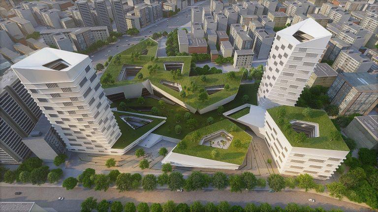 Hosur Road Masterplan