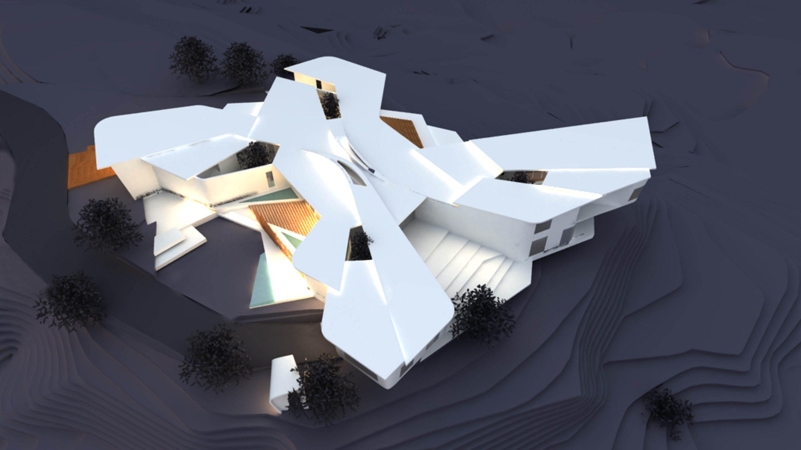 sugee niwas villa design