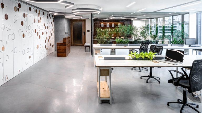 Unilab Office Interiors