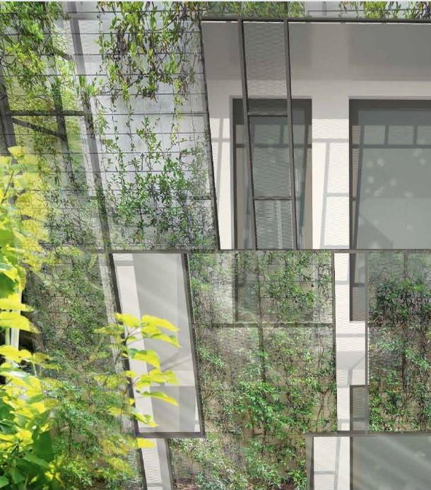 max house facade